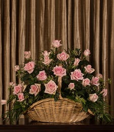 Pink Rose Fireside
