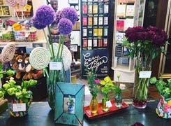 In addition to flowers and plants, Boyd's offers a broad range of gifts